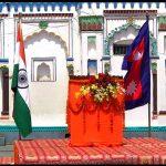 राष्ट्रिय झण्डाको स्वरुप विगार्ने भारतीय दूतावास !