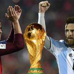 रसिया विश्वकप : मेसी र रोनाल्डोको लागि आफूलाई सिद्ध गर्ने करिअरको अन्तिम मौका