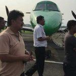 यति एयरलाइन्सको विमान भरतपुर विमास्थलमा आकस्मिक अवतरण