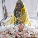 ५५० वर्ष पुरानो जीवित भिक्षु
