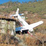 मकालु एयरको विमान दुर्घटनाग्रस्त अवस्थामा भेटियो