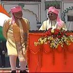 प्रधानमन्त्री ओली र भारतीय प्रधानमन्त्री मोदीले घोषणा गरे रामायण सर्किट