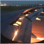 साउदी अरबको फुटबल टोली सवार विमानमा आगो देखियो, सबै यात्रु सुरक्षित