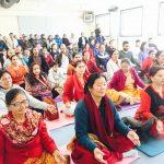 सिड्नीमा योग तथा ध्यानसँग सम्बन्धित विशेष उत्प्रेणात्मक कार्यक्रम भब्यताका साथ सम्पन्न