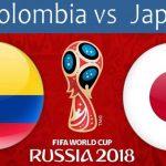 विश्वकप अन्तर्गत आजको पहिलो खेल जापान भर्सेस कोलम्बिया