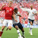 फ्रान्स र डेनमार्कको खेल  बराबरीमा सकियो