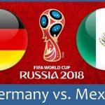 जर्मनी सानदार सुरुवात गर्ने तयारीमा, मेक्सिको अंक खोस्ने दाउमा