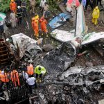 निर्माणाधीन भवनमाथि विमान खस्दा ५ जनाको मृत्यु