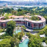 यस्तो छ ट्रम्प र किमबीच शिखरवार्ता हुने सिंगापुरको होटल