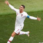 रोनाल्डोको गोलमा मोरक्कोविरुद्ध १–० ले विजयी बन्यो पोर्चुगल