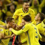 ६० वर्षपछि स्वीडेन विश्वकपको उद्घाटन खेलमा विजयी