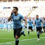 उरुग्वे प्रिक्वाटर फाइनल प्रवेश