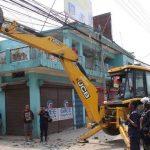 'अब उपत्यकामा सडक विस्तार गर्दा भत्काइएका घरको मात्र होइन जग्गाको समेत क्षतिपूर्ति'
