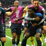 विश्वकप फुटवलको उपाधि फ्रान्सलाई, क्रोएसिया ४–२ ले पराजित