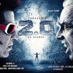 """चलचित्र """"२.०""""ले रिलिजको दुर्इ दिनमै उठायो अाफ्नो सम्पुर्ण लगानी"""