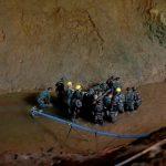 गुफाभित्र फसेका बालकको उद्धारमा खटिएका गोताखोरको मृत्यु
