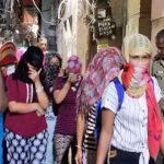 दिल्लीबाट १६ नेपाली युवतीको उद्धार