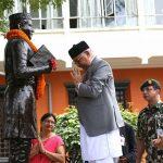 'भाषाकाे माध्यमबाट नेपाललाई एकताबद्ध गर्न भानुभक्तको महत्वपूर्ण योगदान'