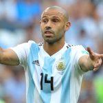 अर्जेन्टिनाका लिजेन्ड खेलाडी जाभियर मास्चेरानोद्वारा अन्तर्राष्ट्रिय खेलबाट सन्यासको घोषणा