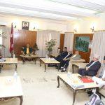 नेकपा संसदीय दलको बैठकमा मन्त्री र सांसदबीच चर्चाचर्की