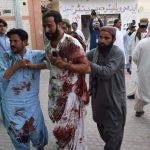 पाकिस्तानमा मतदान केन्द्रमा बम बिस्फोट, २२ को मृत्यु