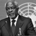 नोबेल शान्ती पुरस्कार विजेता,संयुक्त राष्ट्रसंघका पूर्वमहासचिव कोफी अन्नानको निधन