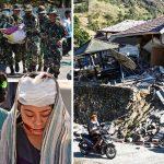 इन्डोनेसिया भूकम्पमा मृत्यु हुनेको संख्या ९८ पुग्यो