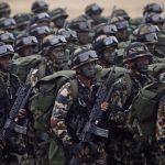 २० देशका उच्च सैनिकको अभ्यास काठमाडौँमा सुरु