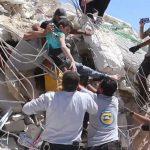 सिरियाको एउटा भवनमा शक्तिशाली विस्फोट,३९ जनाको मृत्यु
