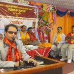 मुक्तककार पराजुलीको मुक्तक संग्रह 'सम्मोहन' विमोचन