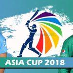 एसिया कप क्रिकेट: भारत र पाकिस्तान भिड्दै
