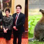 अस्ट्रेलियाले नेपाललाई एक जोडी कंगारु उपहार दिने