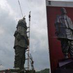 चीनलार्इ उछिनेर विश्वको सबैभन्दा अग्लो मूर्ति अब भारतमा