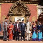 विश्व सम्पदा क्षेत्र तथा संग्रहालयहरुको भ्रमणगरि चिनियाँ पर्यटनमन्त्री स्वदेश फिर्ता