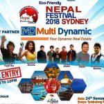 नेपाली समुदायमा एकता कायम राख्ने उद्देश्यका साथ 'नेपाल फेष्टिभल',प्रवेश नि:शुल्क