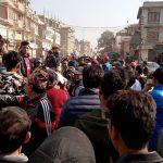 अत्याधिक प्रदुषण बढेको भन्दै काठमाडौंको कलंकीका स्थानीय गरे बाटो अवरुद्ध