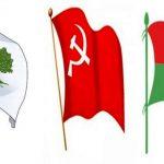 प्रमुख दलमा किचलो: नेकपा 'प्यारालाइज्ड', सुस्त कांग्रेस, घिस्रिंँदै राजपा