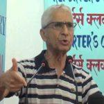 """""""सामाजिक सुरक्षा योजनाले नेपाल ४, ५ वा ६ वर्षमा टाँट पल्टिन्छ"""""""