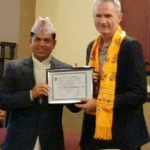 अस्ट्रेलियाका अध्यागमन मन्त्रीलाई नेपाली समुदायको बधाई