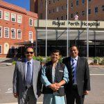 विभिन्न देशका डा.हरुको सहभागी 'आम्दा' को सम्मेलन अष्ट्रेलियाको पर्थमा सम्पन्न