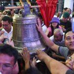 अमेरिकी फौजले १ सय १७ वर्षअघि लुटेको फिलिपिन्सको तीन वटा घण्ट फिर्ता