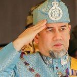 मलेसियाको राजामा सुल्तान अब्दुल्लाह