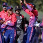 नेपालले युएईलाई ४ विकेटले हरायो,श्रृंखला बराबरीमा