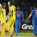 भारत भ्रमणमा अस्ट्रेलियाको विजयी सुरुवात, पहिलो टी-२० जित्यो