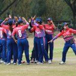 महिला विश्वकप छनोट क्रिकेट: नेपालले चीनलाई हरायो