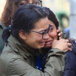 हेलिकोप्टर दुर्घटना : शव काठमाडौं ल्याइपुर्यार्इएपछि शोकाकुल आफन्तहरु(फोटोफिचर)