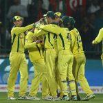 भारतविरुद्धको एकदिवसीय सिरिजमा अस्ट्रेलियाको कब्जा