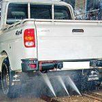 काठमाडौंका सडक सडकलाई धुलोमुक्त बनाउने सरकारको योजना,गाडी निःशुल्क धोइदिने