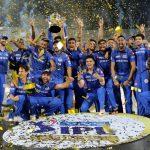 आईपीएल क्रिकेटको उपाधि मुम्बई इन्डियन्सलाई