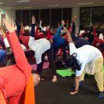 नेपालीको अगुवाईमा अस्ट्रेलियामा योग दिवस , 'योगलाई जोडेर  जीवन महान बनाउंन सकिने' सन्देश